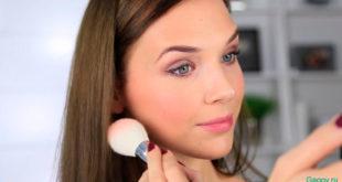 Подростковый повседневный макияж